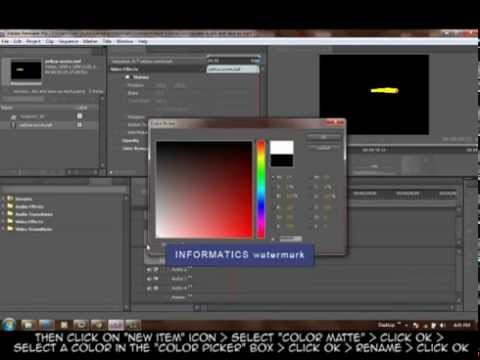 Converting my swf animation to an mp4 video using Premiere
