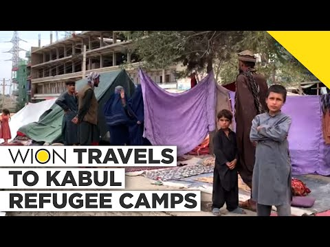 WION Ground Report: Internally displaced Afghan families being sheltered at refugee camps | World