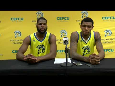 SJSU MBB vs  South Dakota Post Game