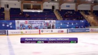 IX зимняя Спартакиада учащихся России
