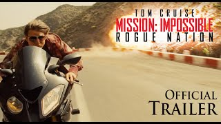 Mission: Impossible Rogue Nation - Trailer