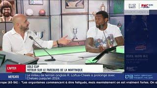 """Piquionne : """"Le football martiniquais est l'un des meilleurs des Caraïbes"""""""