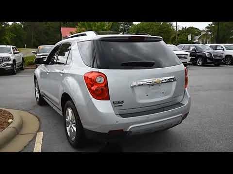 2012 Chevrolet Equinox Hendersonville NC B18449