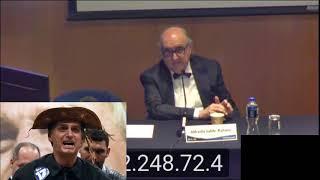 Alfredo Jalife: Conferencia Magistral