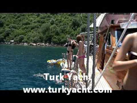 Gulet Charter Turkey by Turk Yacht
