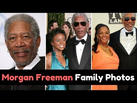 Morgan Freeman Family Photos with Ex Wife, Son, Daughter & Grand Daughter