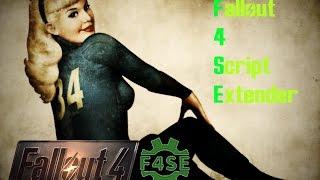 F4SE Guide et Installation du Fallout 4 Script Extender