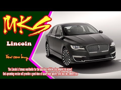 2019 Lincoln MKS | 2019 lincoln mks ecoboost | New cars buy