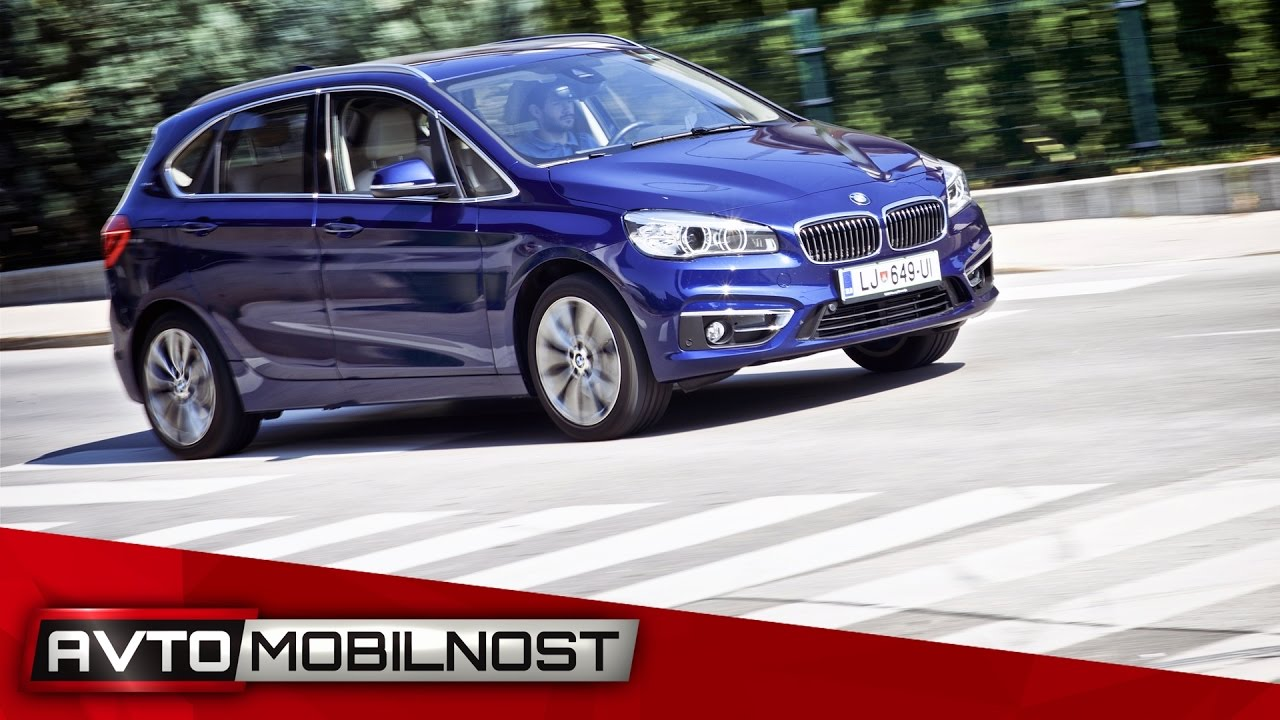 bmw 225xe active tourer 2016 test youtube. Black Bedroom Furniture Sets. Home Design Ideas