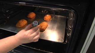 How to Safely Prepare Raw, Frozen Stuffed Chicken Products