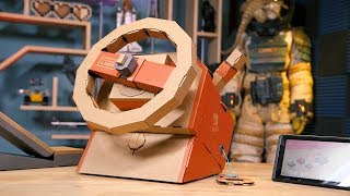 Nintendo Labo Vehicle Kit Review!