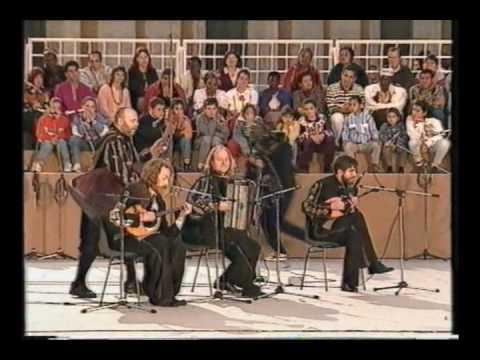 Терем-квартет в Ватикане /Terem Quartet In Vatican