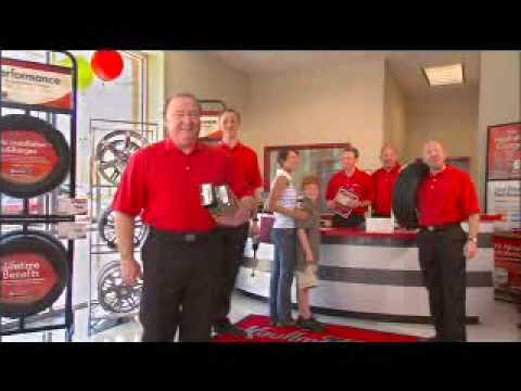 "Kauffman Tire - ""We Fix Flats for Free"" (2007 TV Ad)"