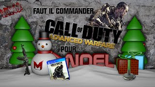 Fallait-il demander Advanced Warfare au Père Noël?!!!