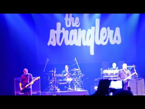 The Stranglers Nice 'N' Sleazy Live Athens Greece 20/11/2016