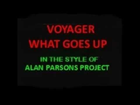 Alan Parsons-Voyager-What Goes Up Karaoke