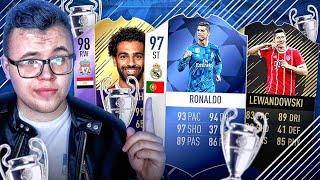 FIFA 18 | DRAFT LIGI MISTRZÓW! CO ZA KARTY?!