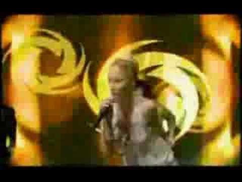Jenny Frost - Bad Girl - Fan Video