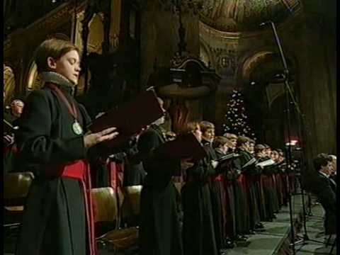 Saint Paul Cathedral Choir:  Once in Royal David's City