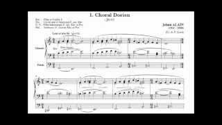 Jehan Alain: Choral Dorien (1938 Revised Version)
