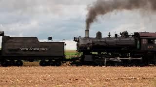 Strasburg Railroad Tripleheader 2017