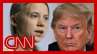 Trump attacks Greta Thunberg on Twitter, GOP does nothing | Chris Cuomo