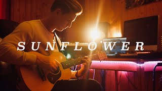 Post Malone, Swae Lee - Sunflower (Spider-Man: Into The Spider-Verse) (Connor Mac Cover) Video