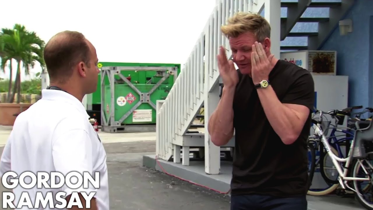 Ramsay Sends Owner Home Because He Looks Like a 'Towel Boy'! | Hotel Hell
