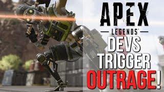 Apex Legends Developer ATTACKS Fans Over Iron Crown Backlash!