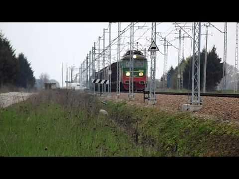 3E/1-63 DB Schenker Rail Polska z mieszańcem+RP1 przez Wschodnią E-20