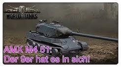 AMX M4 51: Der 9er hat es in sich!