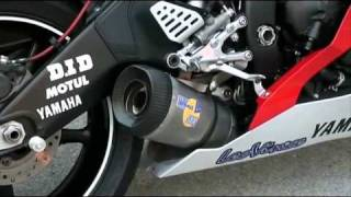 LeoVince SBK Factory R E-approved EVO II Full-System for Yamaha YZF 600 R6 (2010)