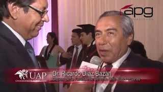 APG GRADUACIONES 2015 UNIVERSIDAD ALAS PERUANAS FACULTAD DE DERECHO