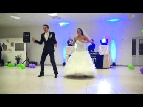 Novomanželský tanec Barbora & Rišo Beautiful first Wedding dance