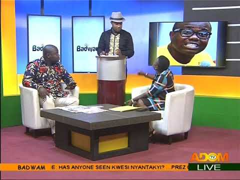 Badwam Sports on Adom TV (23-5-18)