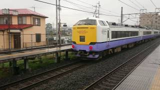 【4K】貨物列車通過集 485系A1編成廃車回送も収録! @武蔵浦和・大宮・新白河