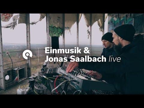 Off/BEAT 001 - Einmusik & Jonas Saalbach (Live) @ Teufelsberg, Berlin (BE-AT.TV)