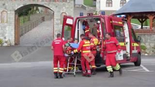 Accident deosebit de grav in Parva. O femeie a murit, iar fiul sau de 13 ani se lupta sa t ...