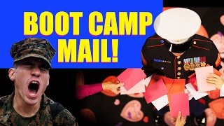 HERE'S HOW MAIL AT BOOT CAMP WORKS