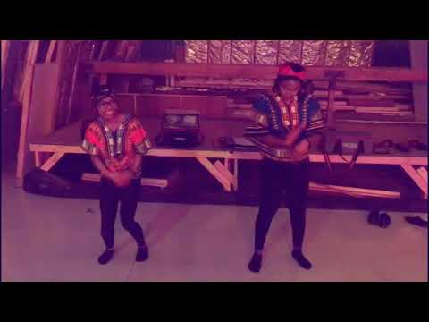 DNA - Queen dance cover (ft Princess Shamah)
