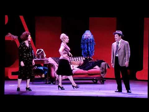 Annie the Musical  12. Easy Street by Rooster, Miss Hannigan, Lily  Live @ Hollywood Bowl 72818