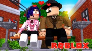 ROBLOX CALLUM AND CHELSEA GIRLFRIEND AND BOYFRIEND GO ON A DATE IN THE PARK! Roblox Bee Park!