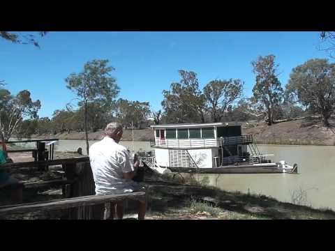 Darling River At Kidman Camp - Bourke NSW