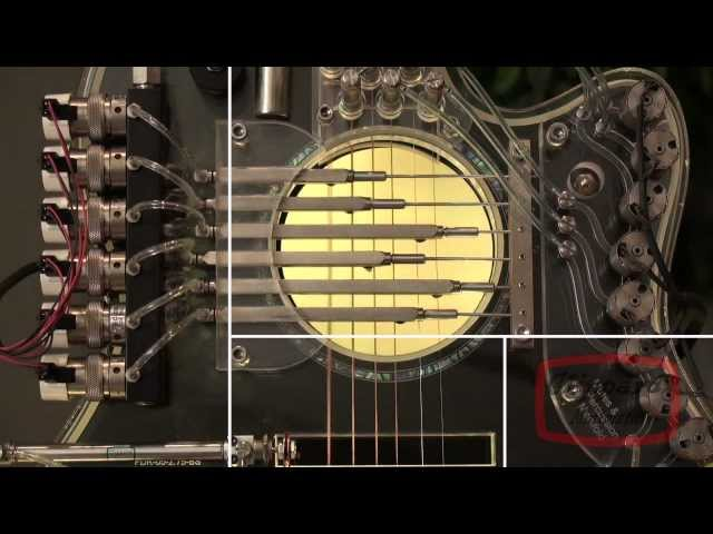 Clippard Pneumatic Guitar