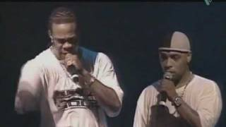 Busta Rhymes & Spliff Star Live in Germany *Perfect SHOW Performance*