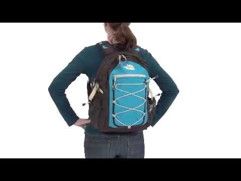 The North Face Women s Borealis Laptop Backpack - YouTube 43320f33c8
