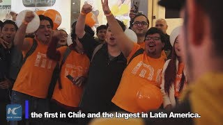 Xiaomi opens the largest Mi store of Latin America in Chile