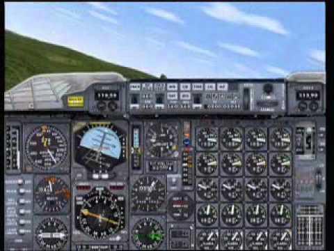Microsoft Flight Simulator 2000 & Flight Simulator Professional  Trailer en  español