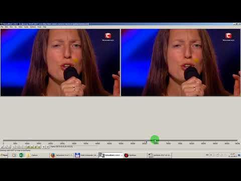 Virtual Dub X64 Как вырезать кусочек видео и сохранить как самостоятельный отдельный файл