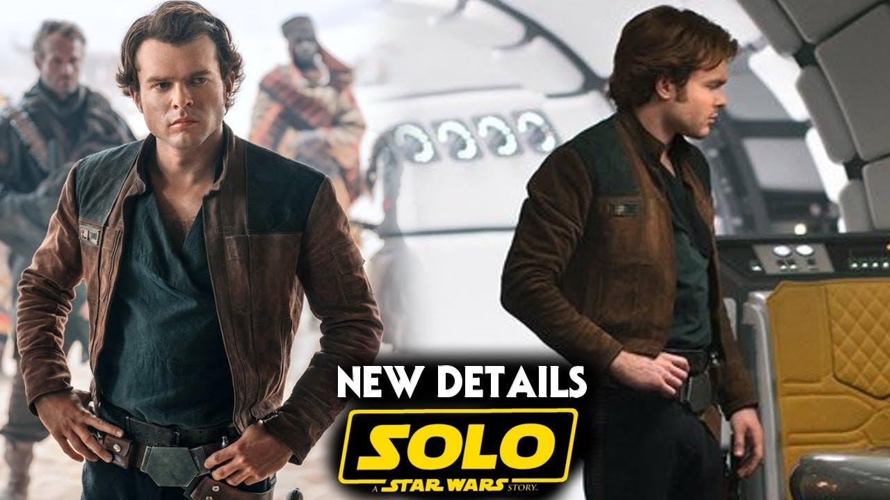 Solo a star wars story new details revealed han solo - Vaisseau star wars han solo ...